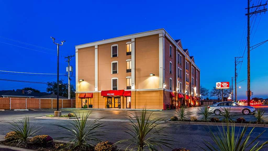 Best Western Plus O'Hare International South Hotel - Area esterna