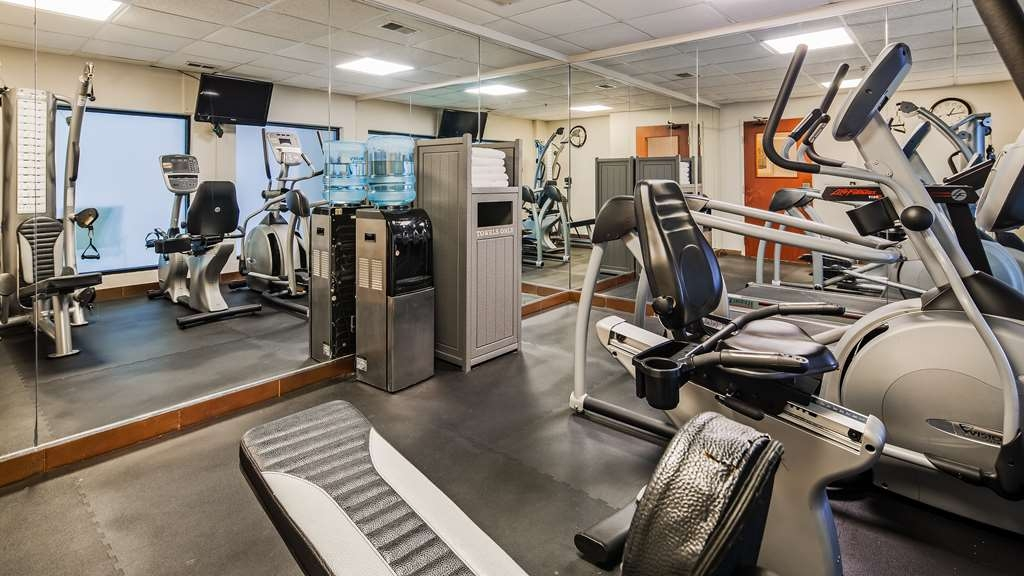 Best Western Plus O'Hare International South Hotel - Fitnessstudio