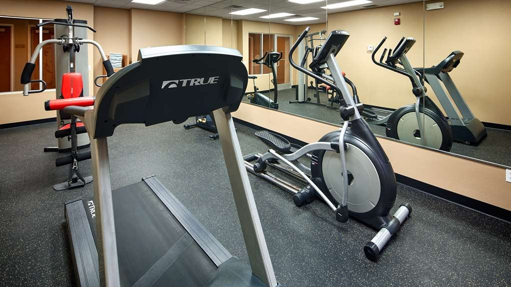Best Western Plus Pontoon Beach - Fitness Center
