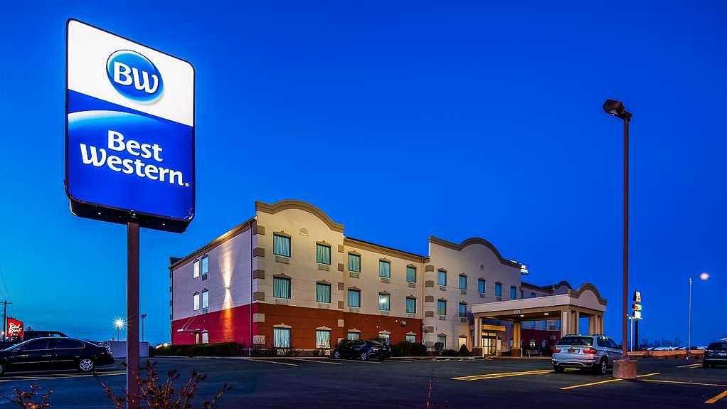 Best Western Troy Hotel - Area esterna