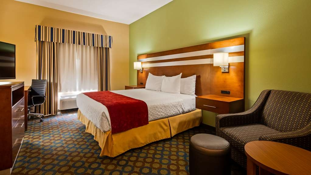 Best Western Troy Hotel - Chambres / Logements