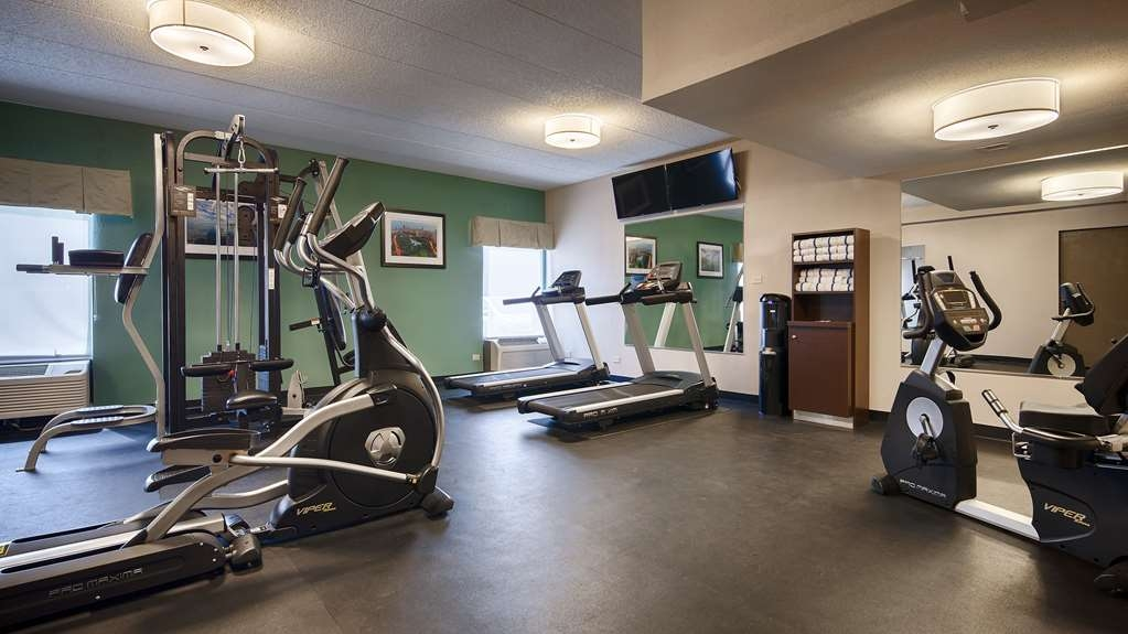 Best Western O'Hare North/Elk Grove Hotel - exercise chambre