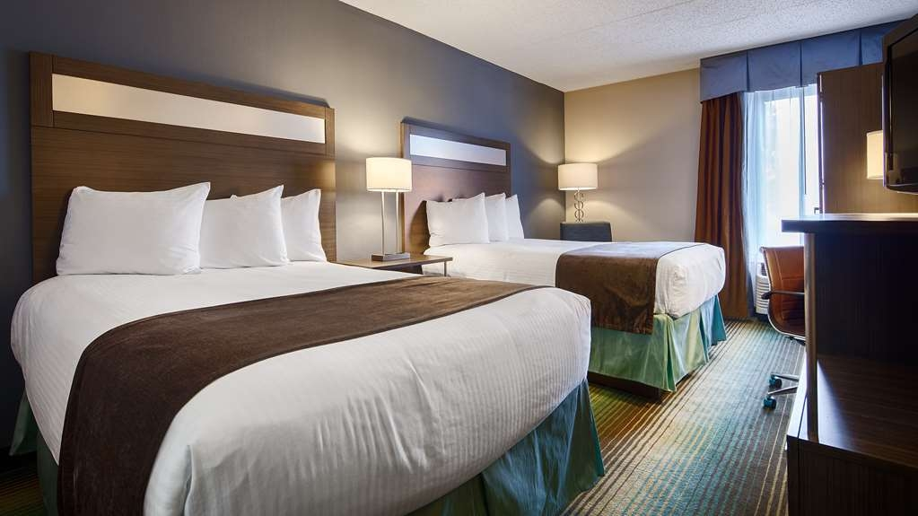 Best Western O'Hare North/Elk Grove Hotel - Chambres / Logements