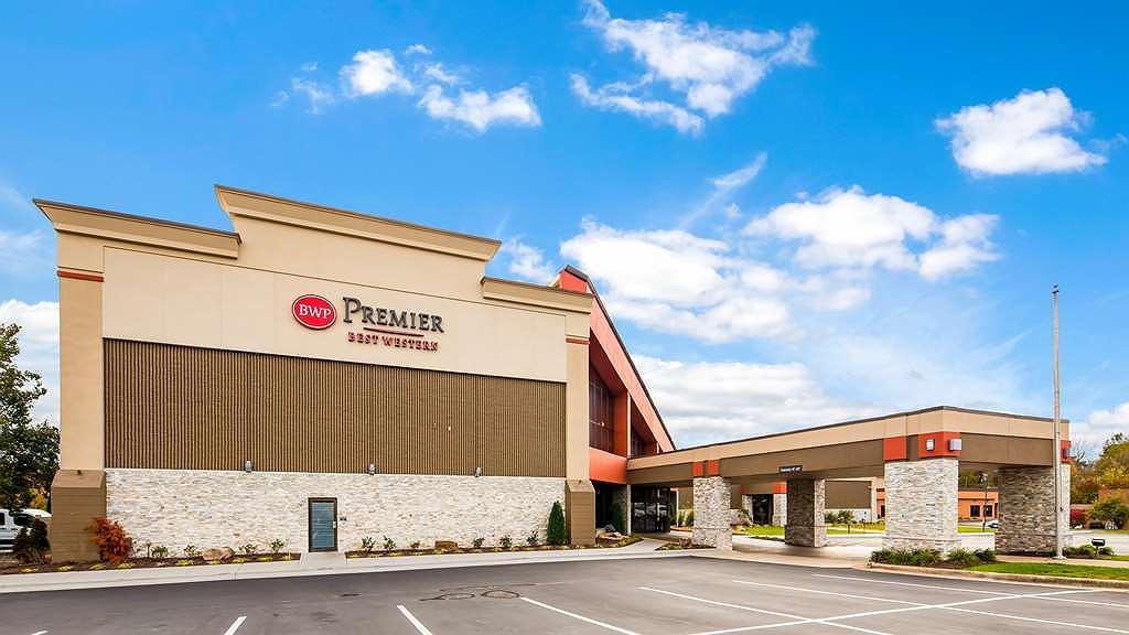 Best Western Premier Alton-St. Louis Area Hotel - Aussenansicht