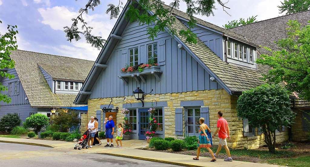 Pere Marquette Lodge & Conference Ctr, BW Premier Collection - Vue extérieure