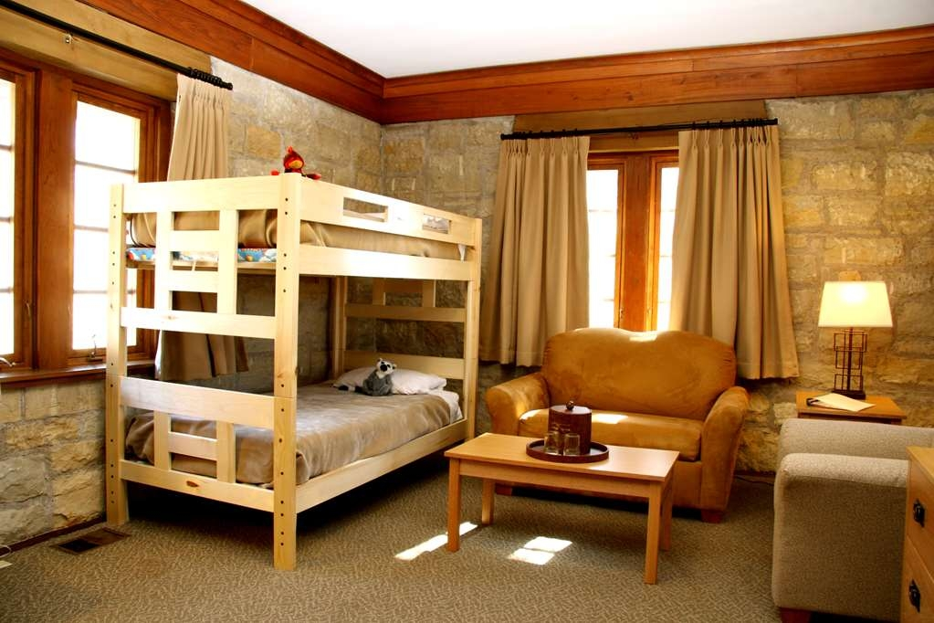 Pere Marquette Lodge & Conference Ctr, BW Premier Collection - Chambres / Logements