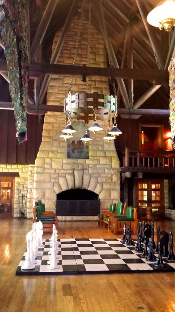 Pere Marquette Lodge & Conference Ctr, BW Premier Collection - Vue du lobby