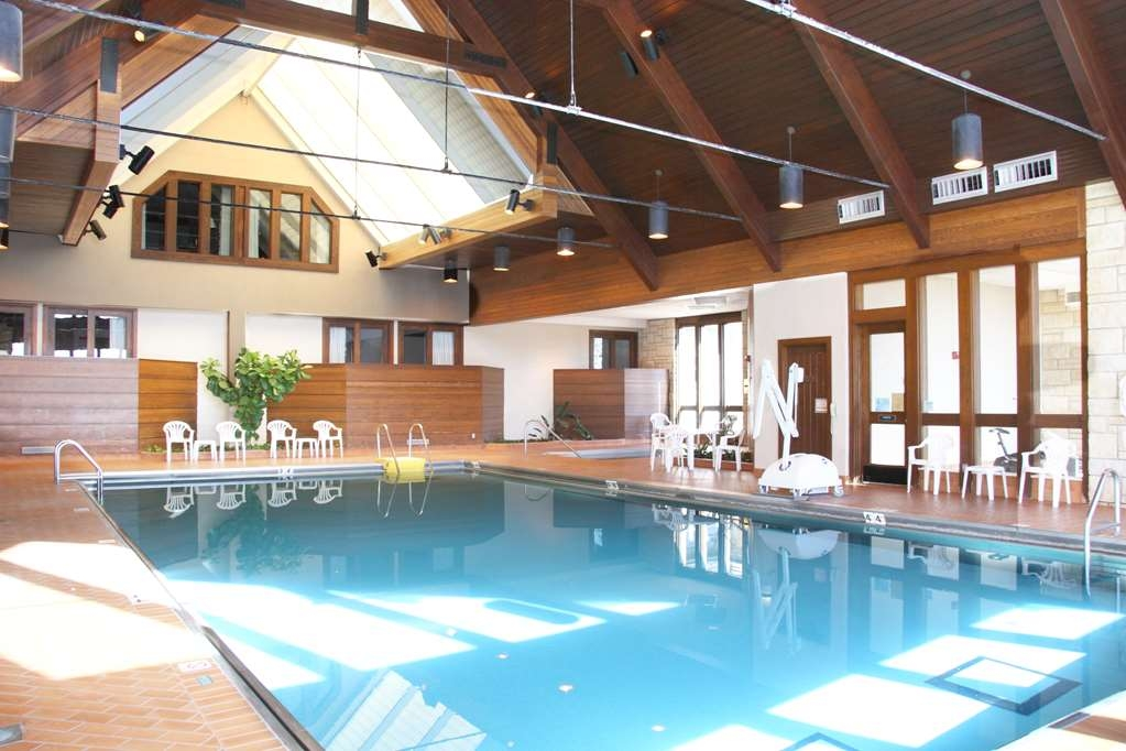Pere Marquette Lodge & Conference Ctr, BW Premier Collection - piscina coperta