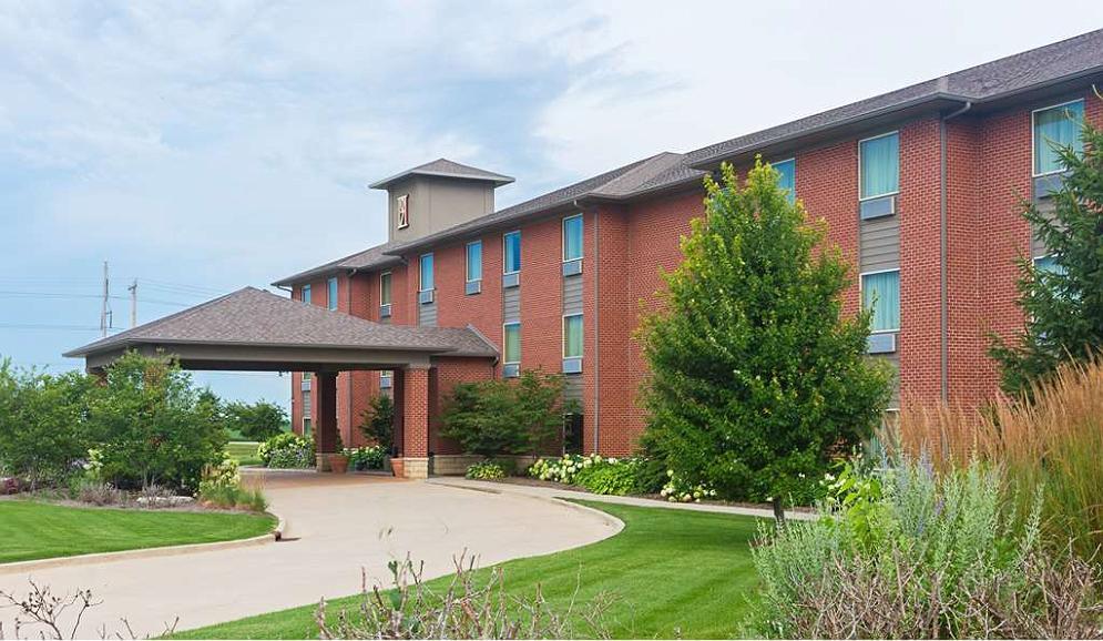 Parke Regency Hotel & Conference Ctr. , BW Premier Collection - Aussenansicht