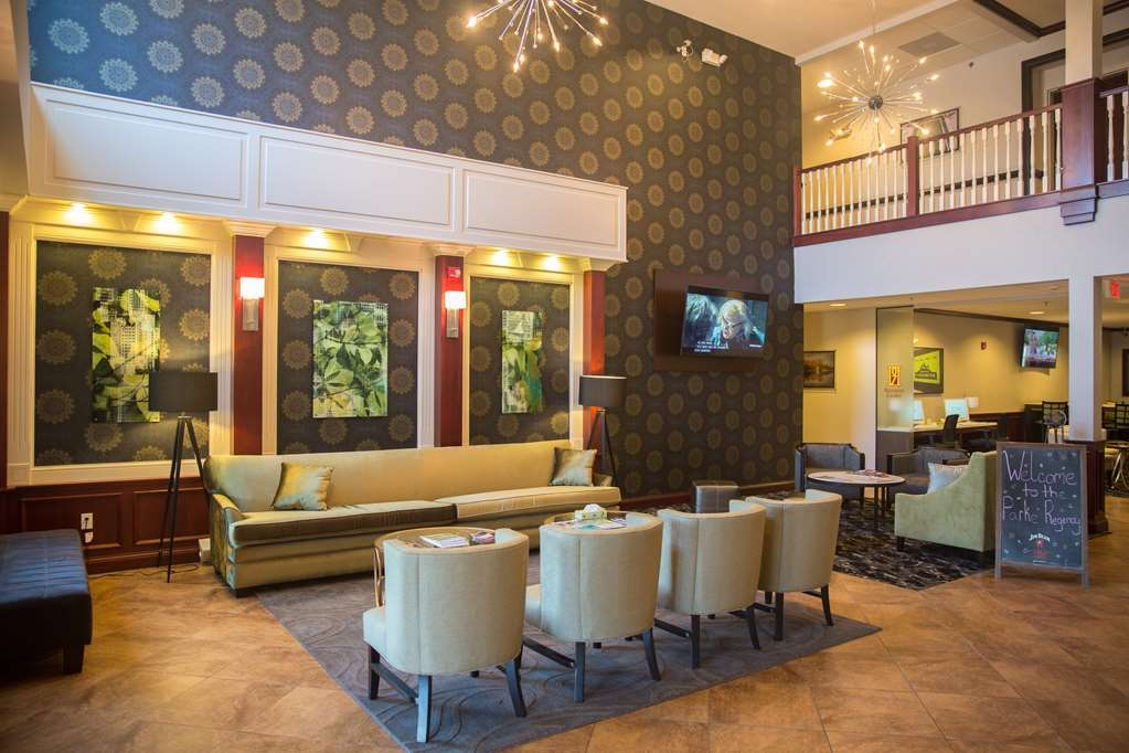 Parke Regency Hotel & Conference Ctr. , BW Premier Collection - Lobby