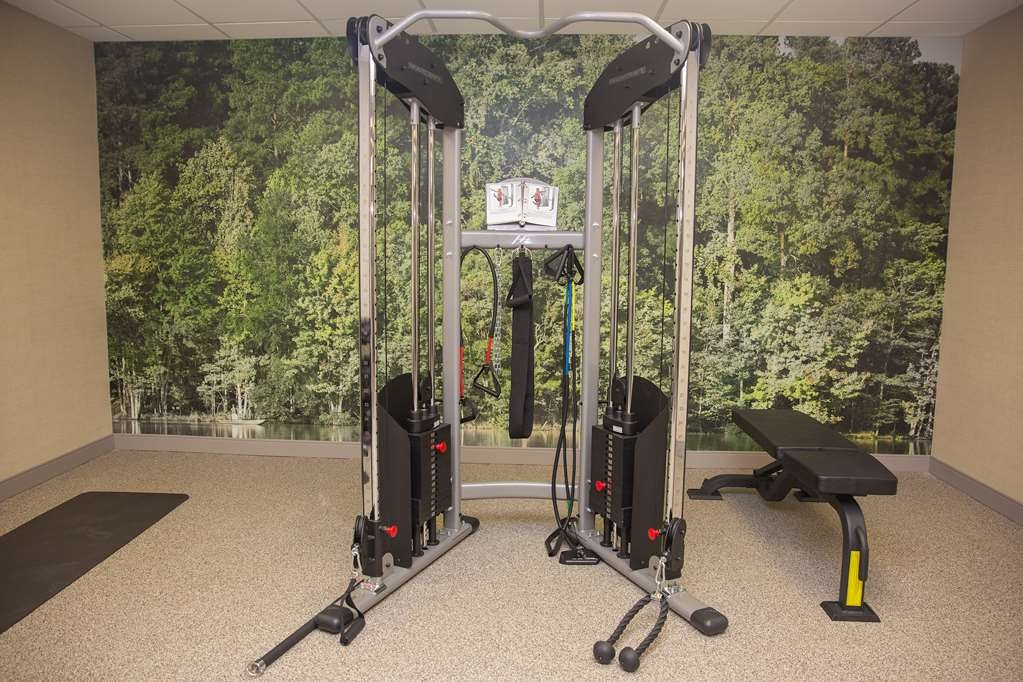 Parke Regency Hotel & Conference Ctr. , BW Premier Collection - 24 Hour Fitness Room