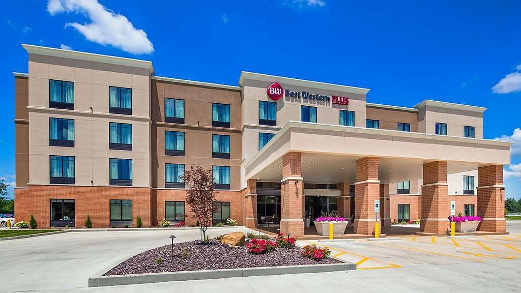 Best Western Plus Centralia Hotel & Suites - Aussenansicht
