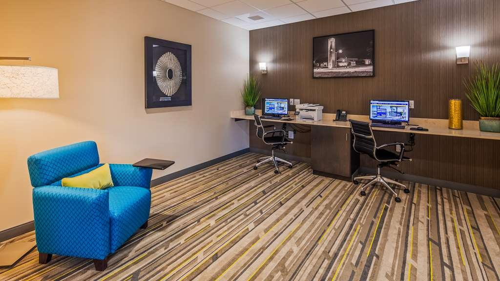 Best Western Plus Centralia Hotel & Suites - affari-centro
