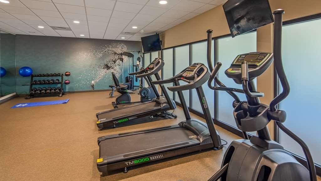 Best Western Plus Centralia Hotel & Suites - Club de salud