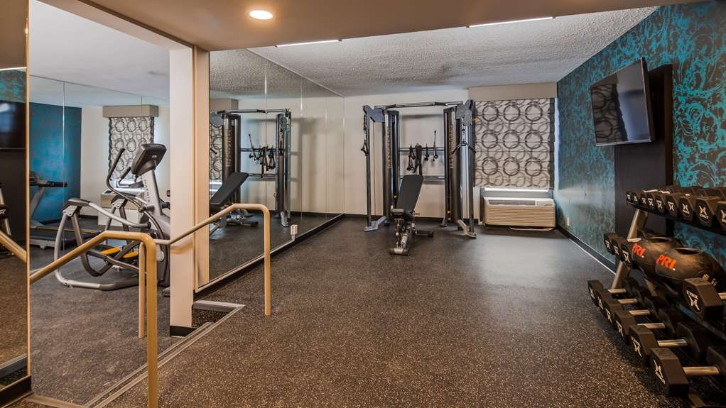 Best Western Plus Bloomington East Hotel - Fitness Center