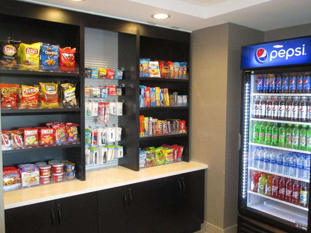 Best Western Plus Bolingbrook - Stock up on your favorite snacks at our Sundry shop.