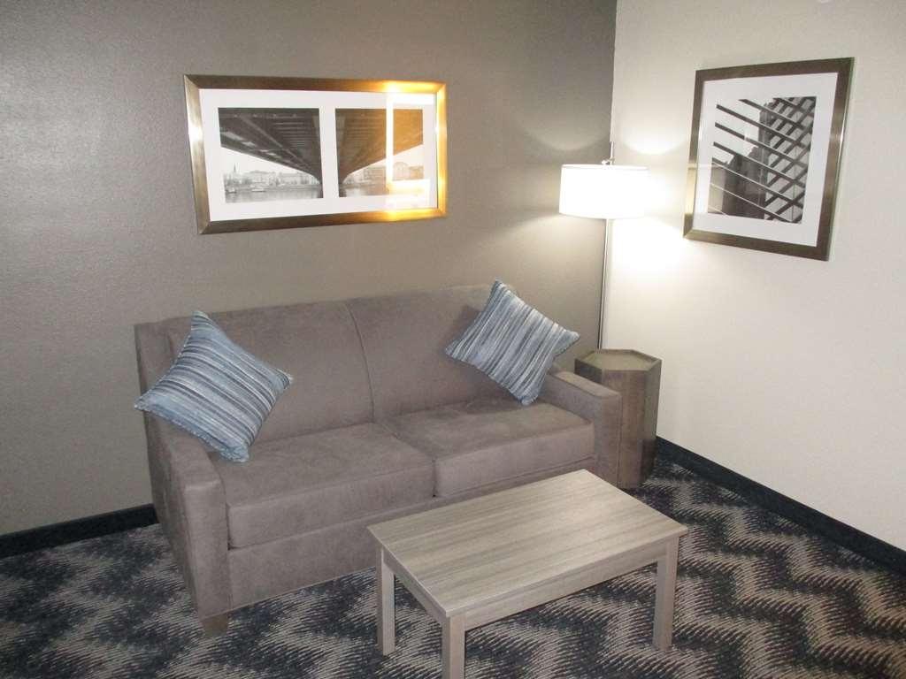 Best Western Plus Bolingbrook - habitación de huéspedes-amenidad