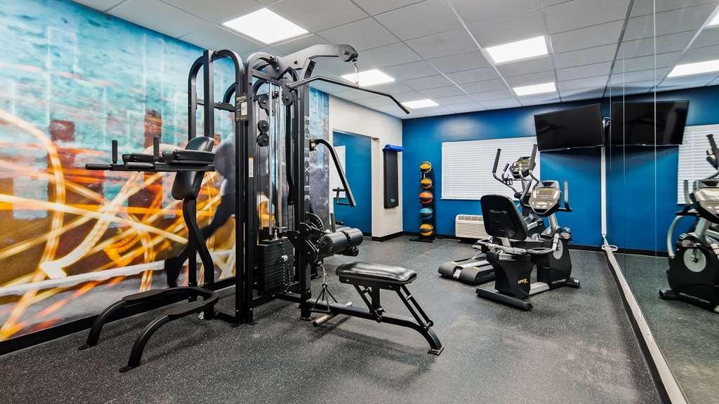 Best Western Plus Bolingbrook - Fitness Center