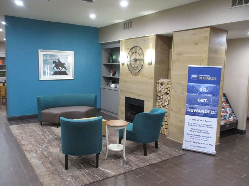 Best Western O'Fallon Hotel - Vue du lobby
