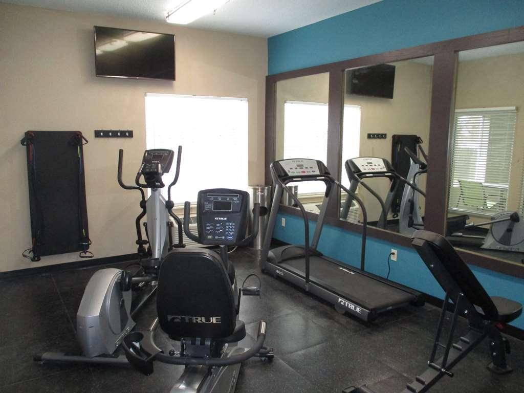 Best Western O'Fallon Hotel - Fitnessstudio
