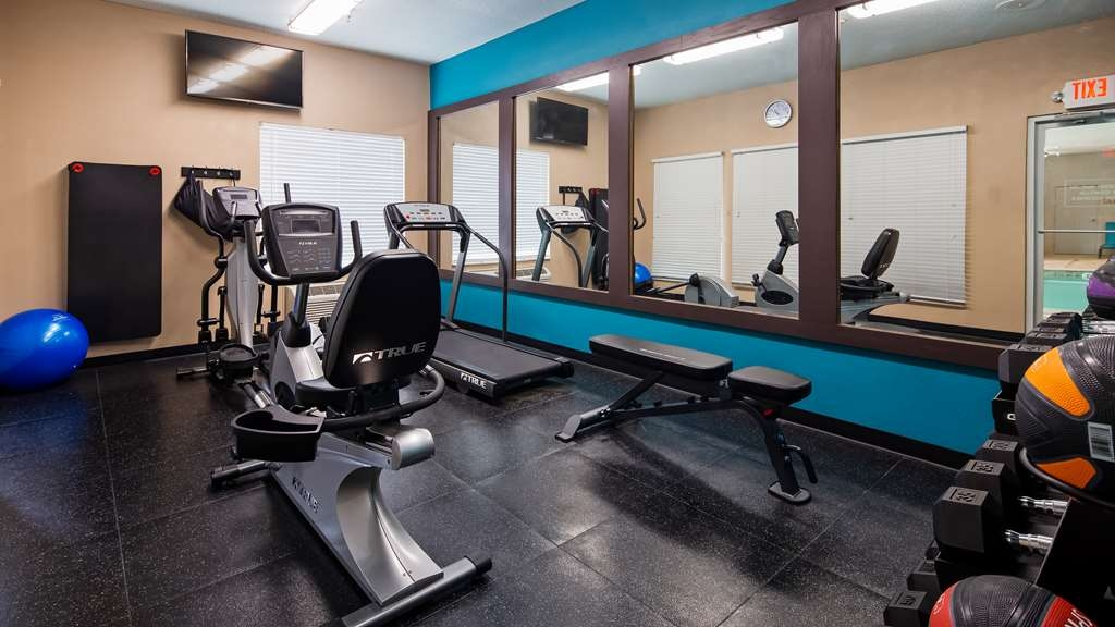 Best Western O'Fallon Hotel - Fitness Center