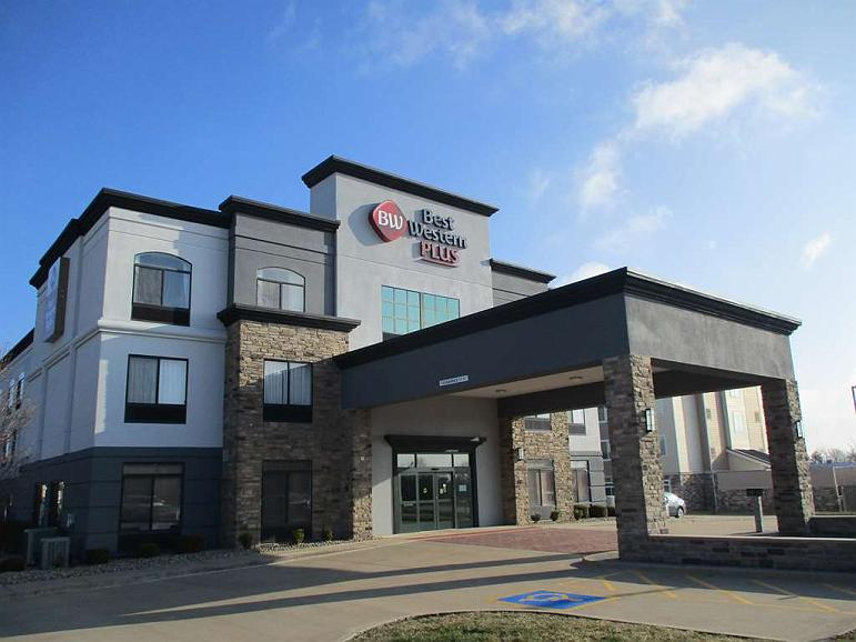 Best Western Plus Champaign/Urbana Inn - Welcome to the Best Western Plus Champaign/Urbana Inn!