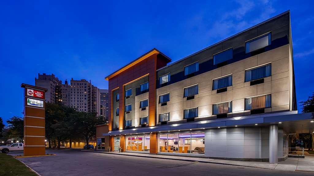 Best Western Plus Hyde Park Chicago Hotel - Area esterna