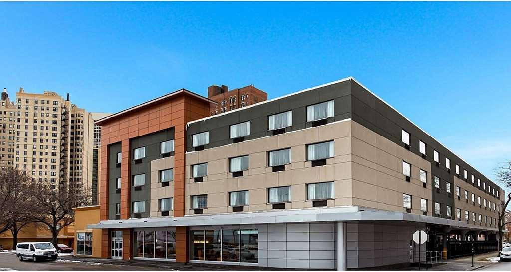 Best Western Plus Hyde Park Chicago Hotel - Area esterna