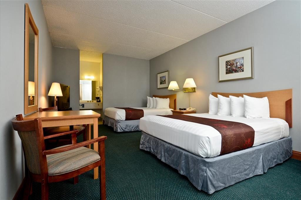Best Western Inn - There is no need to sacrifice comfort for great value when choosing an accommodation in Goshen, Indiana!