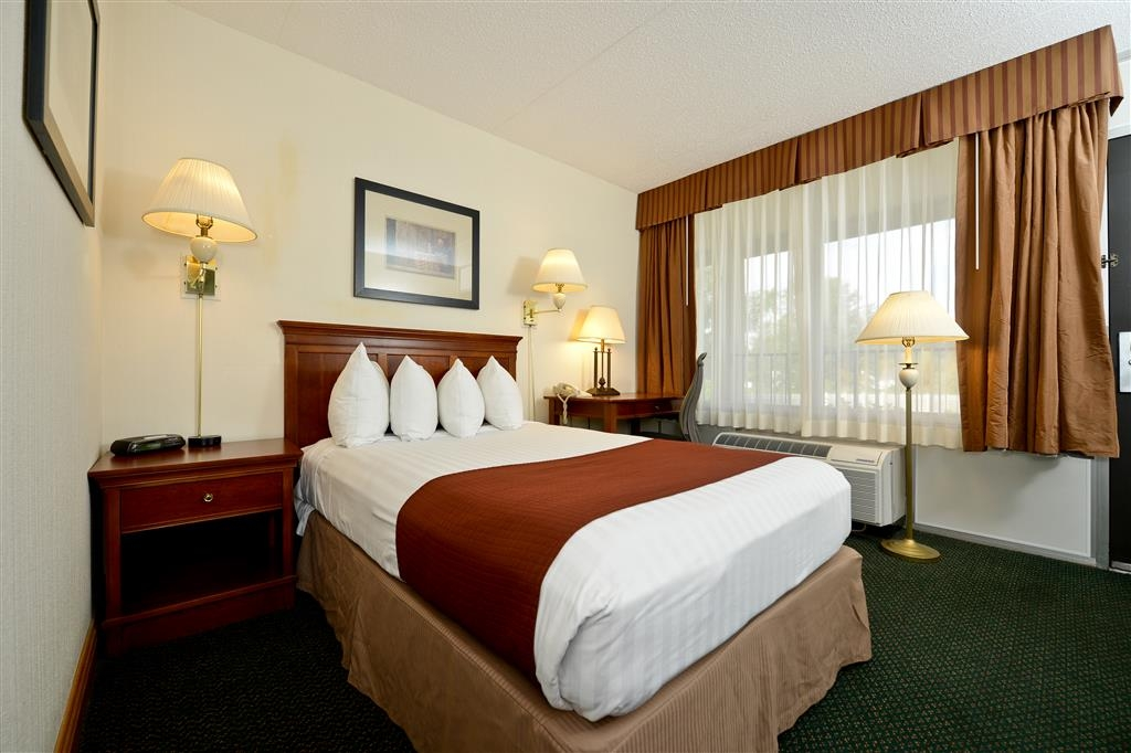 Best Western Inn - No matter what your notion of comfort, we have what it takes to accommodate you!