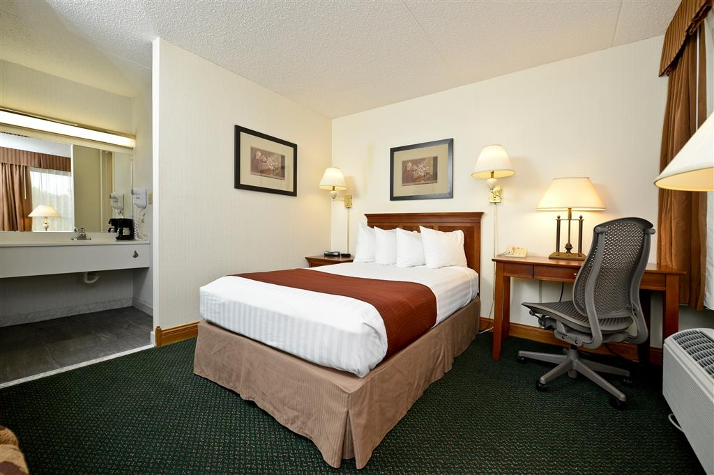 Best Western Inn - Double Bed Guest Room