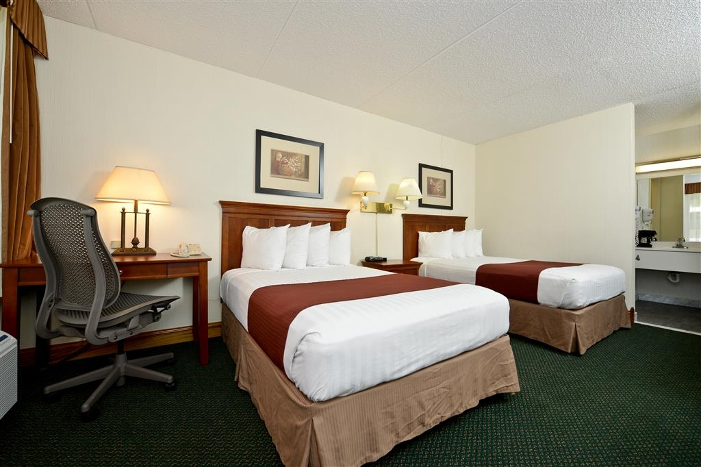 Best Western Inn - Two Double Bed Guest Room