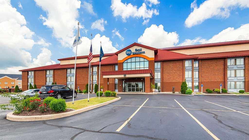 Best Western Luxbury Inn Fort Wayne - Vista exterior
