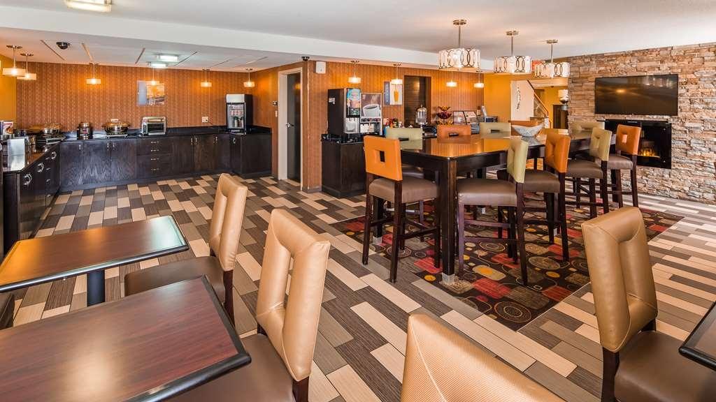 Best Western Luxbury Inn Fort Wayne - Restaurant