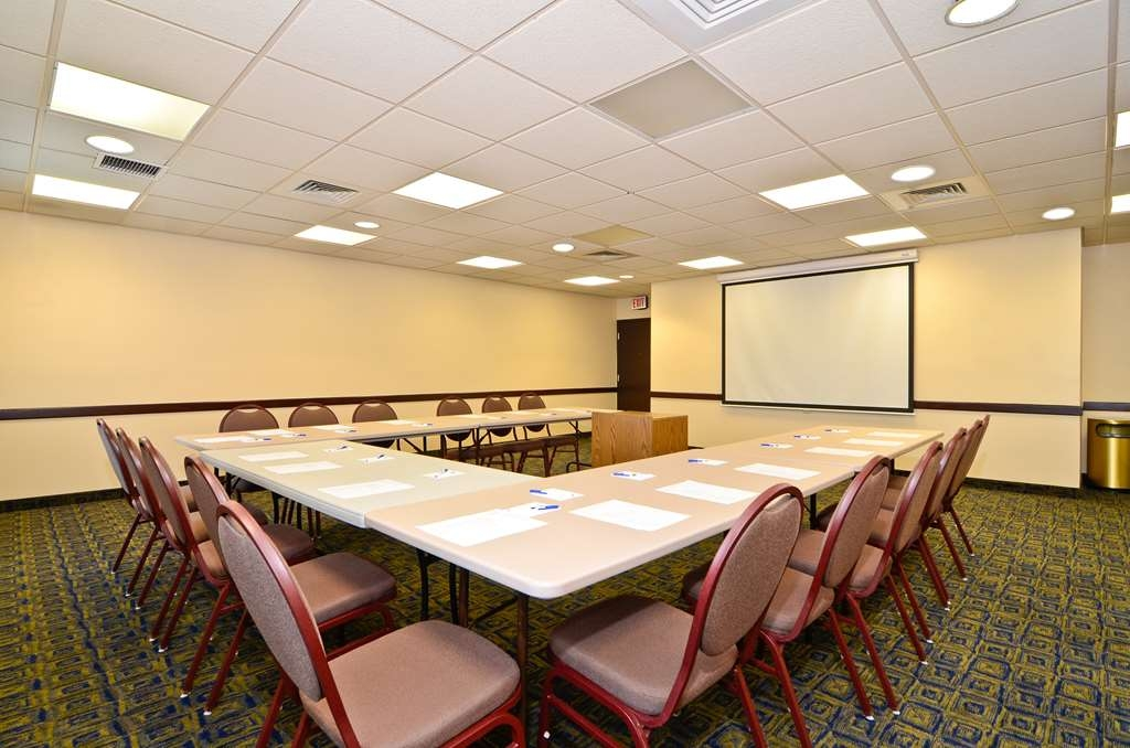 Best Western Plus Gas City - Our meeting facilities feature wireless Internet.