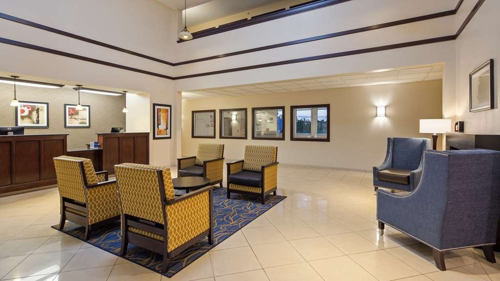 Best Western Plus Gas City - Vue du lobby
