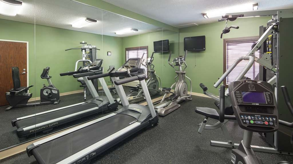 Best Western Crossroads Inn - Club de remise en forme