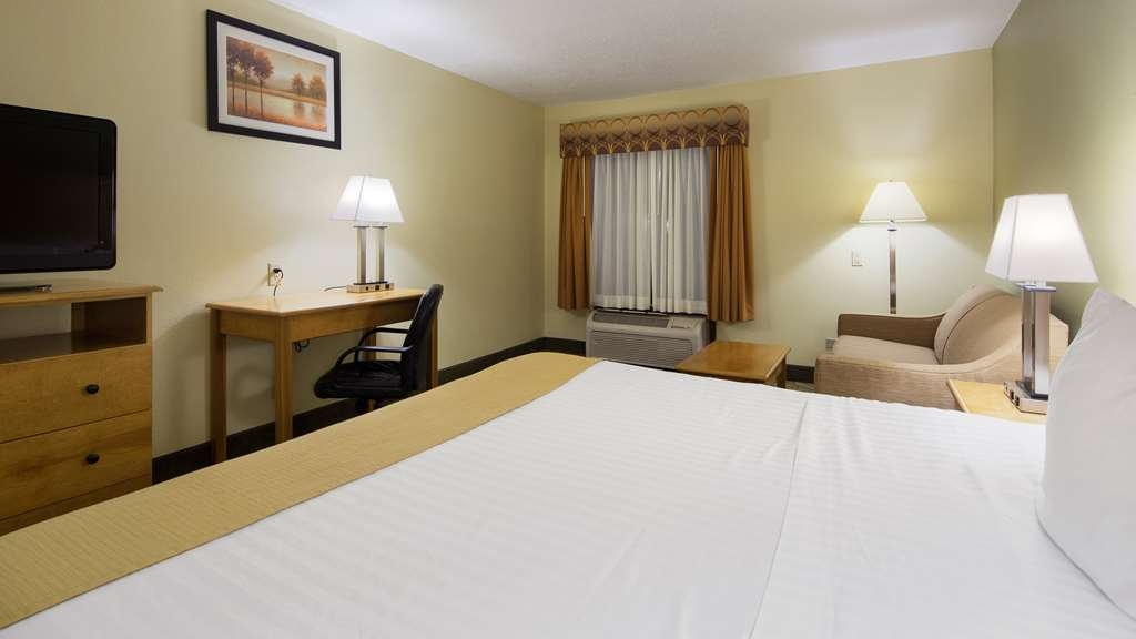 Best Western Crossroads Inn - Chambres / Logements
