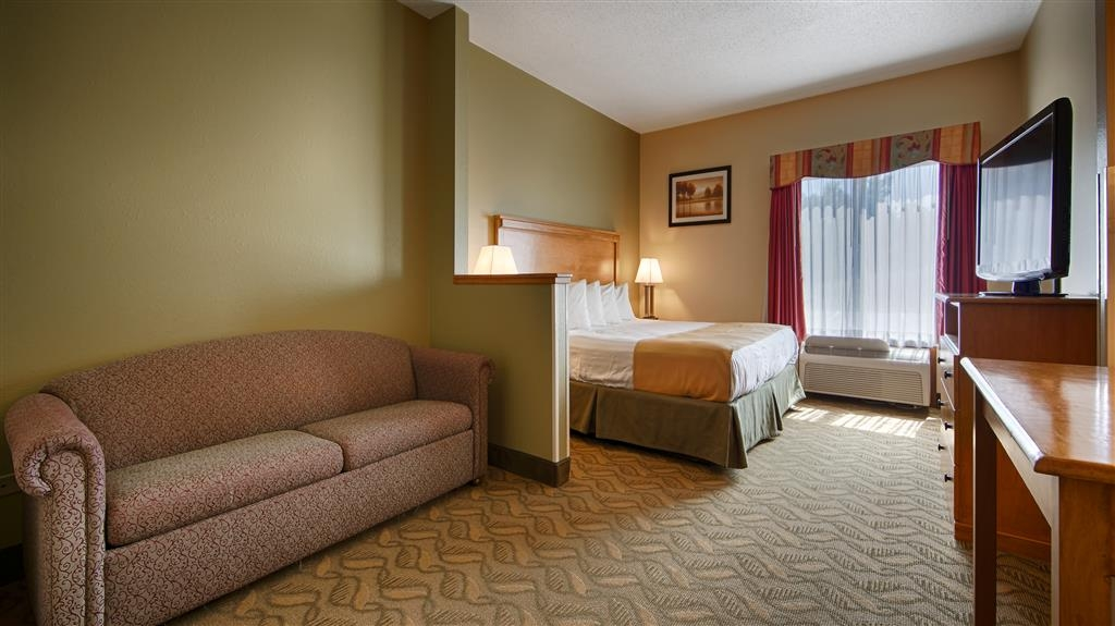 Best Western Crossroads Inn - Camera