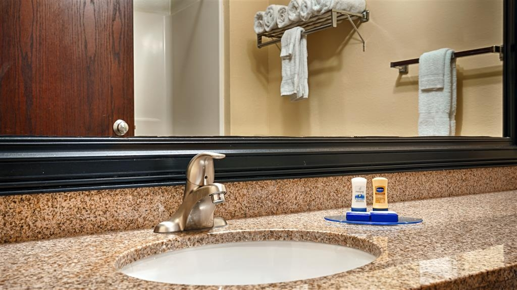 Best Western Crossroads Inn - Bagno