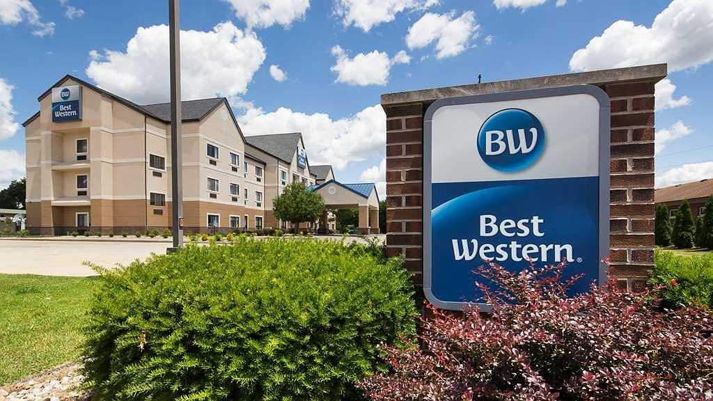 Best Western Inn & Suites - Area esterna