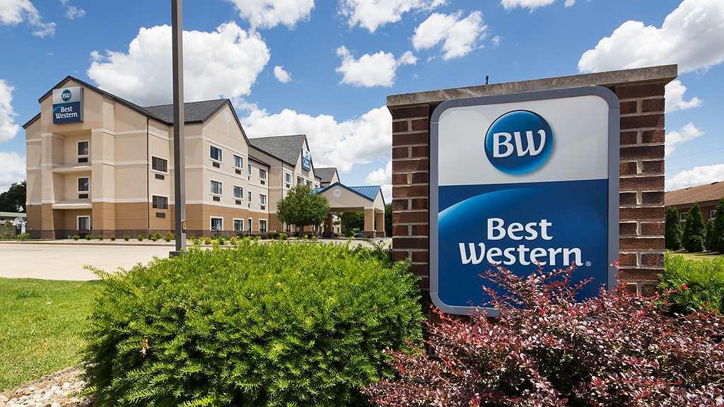 Best Western Inn & Suites - Aussenansicht