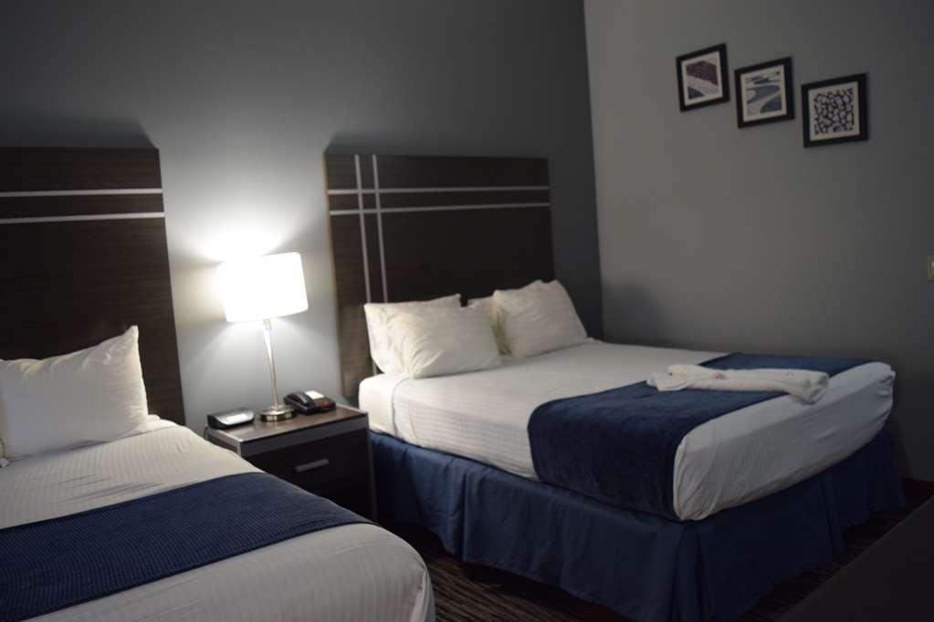 Best Western Inn & Suites - Habitaciones/Alojamientos