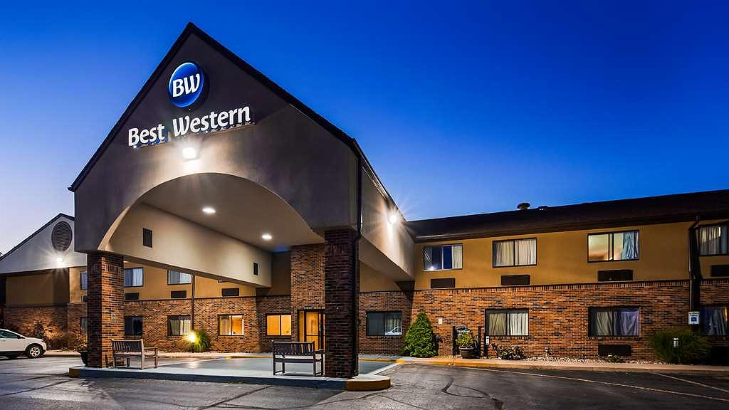 Best Western Kendallville Inn - Vista exterior