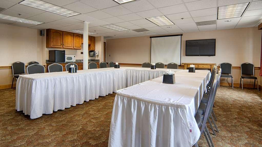 Best Western Kendallville Inn - Sala de reuniones