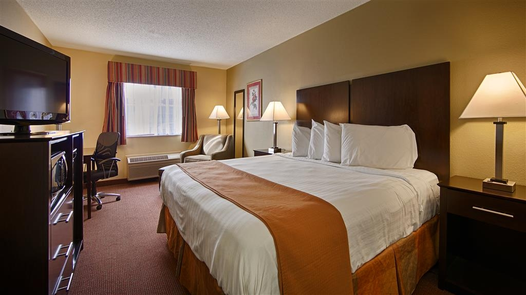Best Western Muncie - Guest Room