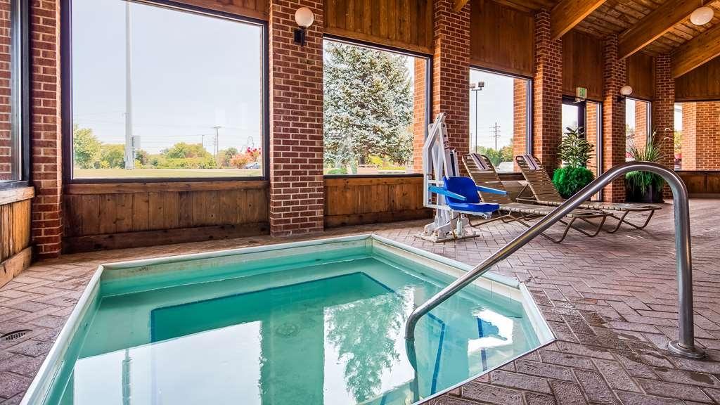 Best Western Muncie - Vista de la piscina