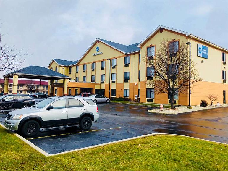 Best Western Inn & Suites of Merrillville