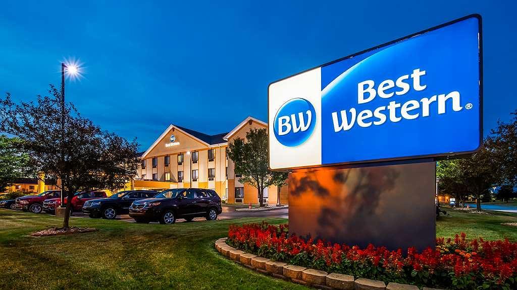 Best Western Inn & Suites of Merrillville - Aussenansicht