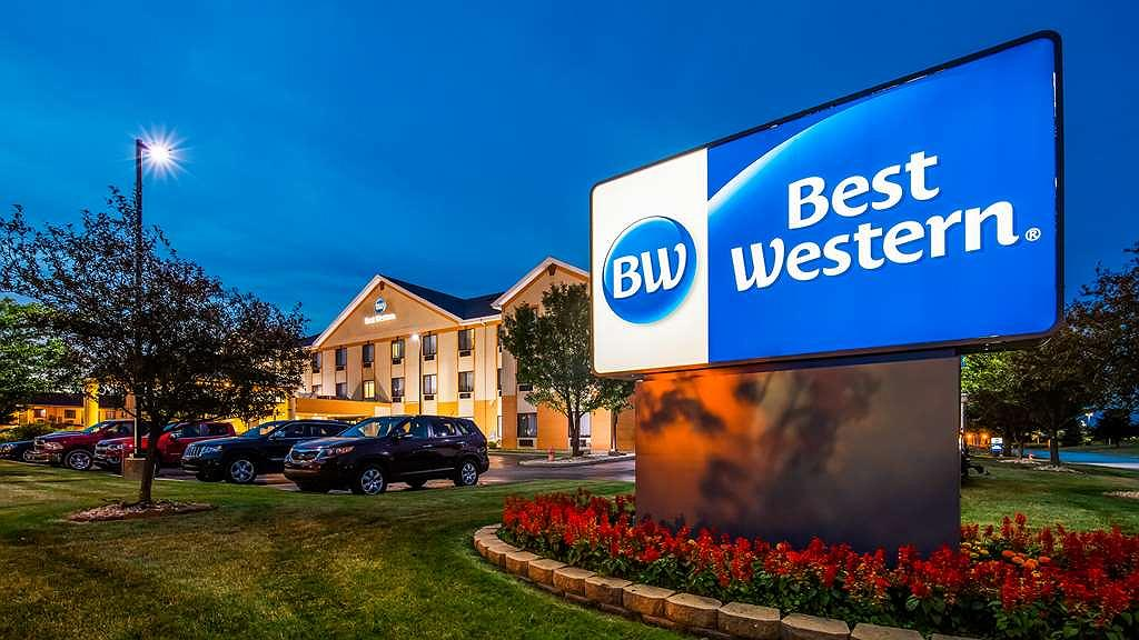 Best Western Inn & Suites of Merrillville - Area esterna